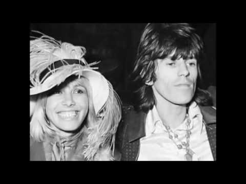 Anita Pallenberg photo album & Keith