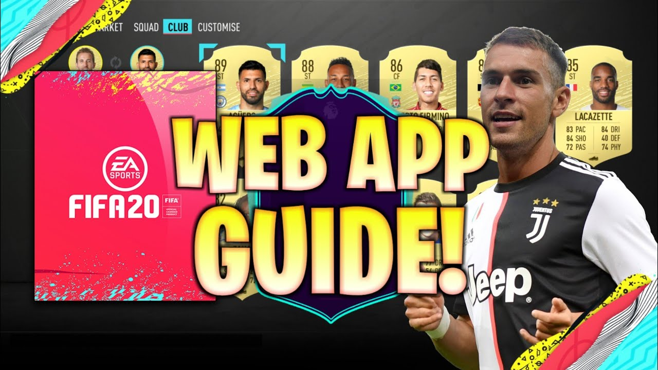 fifa 20 web app - photo #11
