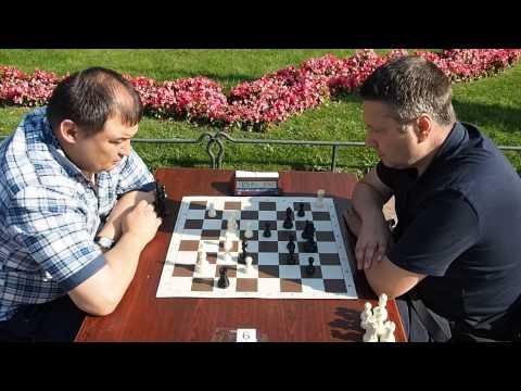 chess blitz GM Aleksandrov - GM Novik