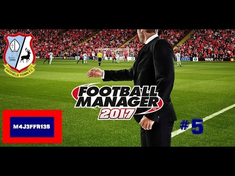 Hatfield Town Football Manager 2017 5 The Fa Vase Youtube