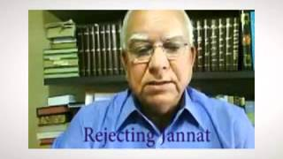 """Ahmad Karim Shaikh"" REJECTS ALLAH and JANNAT (Anti-Ahmadiyya exposed)"