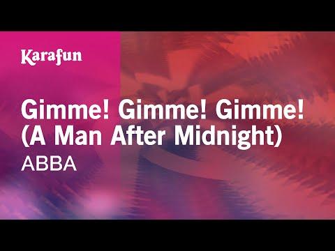 Gimme Gimme Karaoke 3gp Mp4 Mp3 Flv Indir