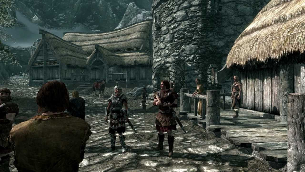 how to use xbox 360 controller on skyrim pc
