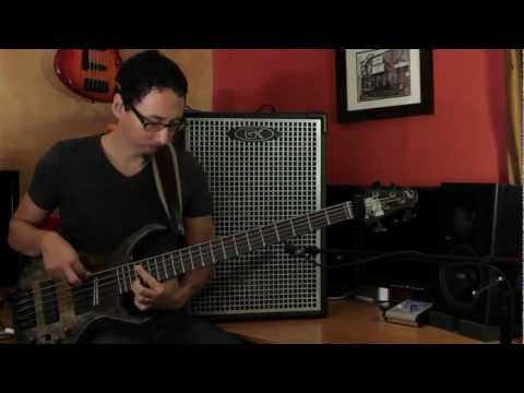 Norm Stockton talks about the GK MB212 Combo