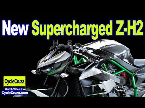 2020 Kawasaki SUPERCHARGED Z H2