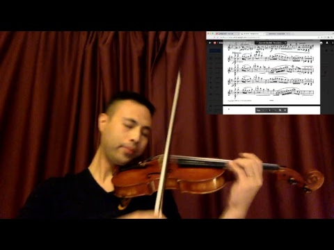 ABRSM Grade 7 B1 Introduction and Polonaise by Carl Bohm Polonaise Slow practice