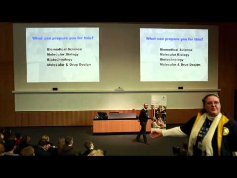 Molecular and Biomedical Science - Open Day 2013