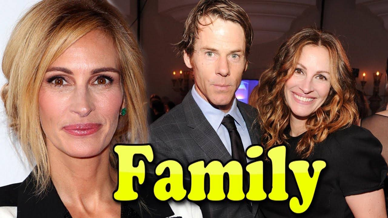 Julia Roberts Family With Husband Daniel Moder 2019