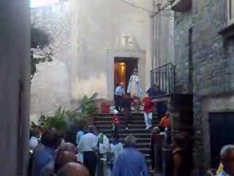 Processione Madonna del Rosario a San Giovanni di Stella C.