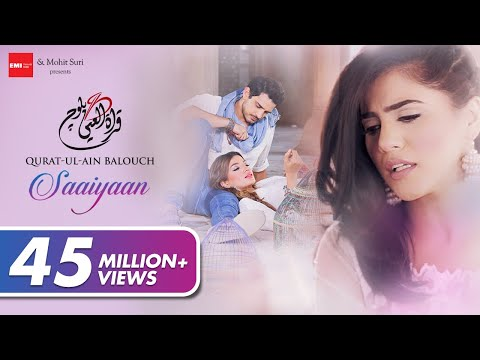 Saaiyaan Qurat Ul Ain Balouch  Rabia Butt  Vyrl Originals  Official Video