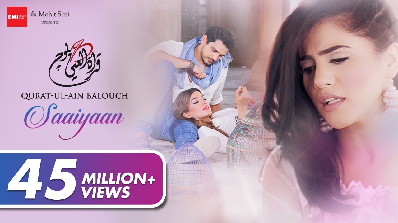 Download Saaiyaan (Official Video) - Qurat Ul Ain Balouch | Rabia Butt | Sad Love Song 2020 | VYRL Originals