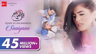 Saaiyaan (Official Video) - Qurat Ul Ain Balouch | Rabia Butt | Sad Love Song 2020 | VYRL Originals