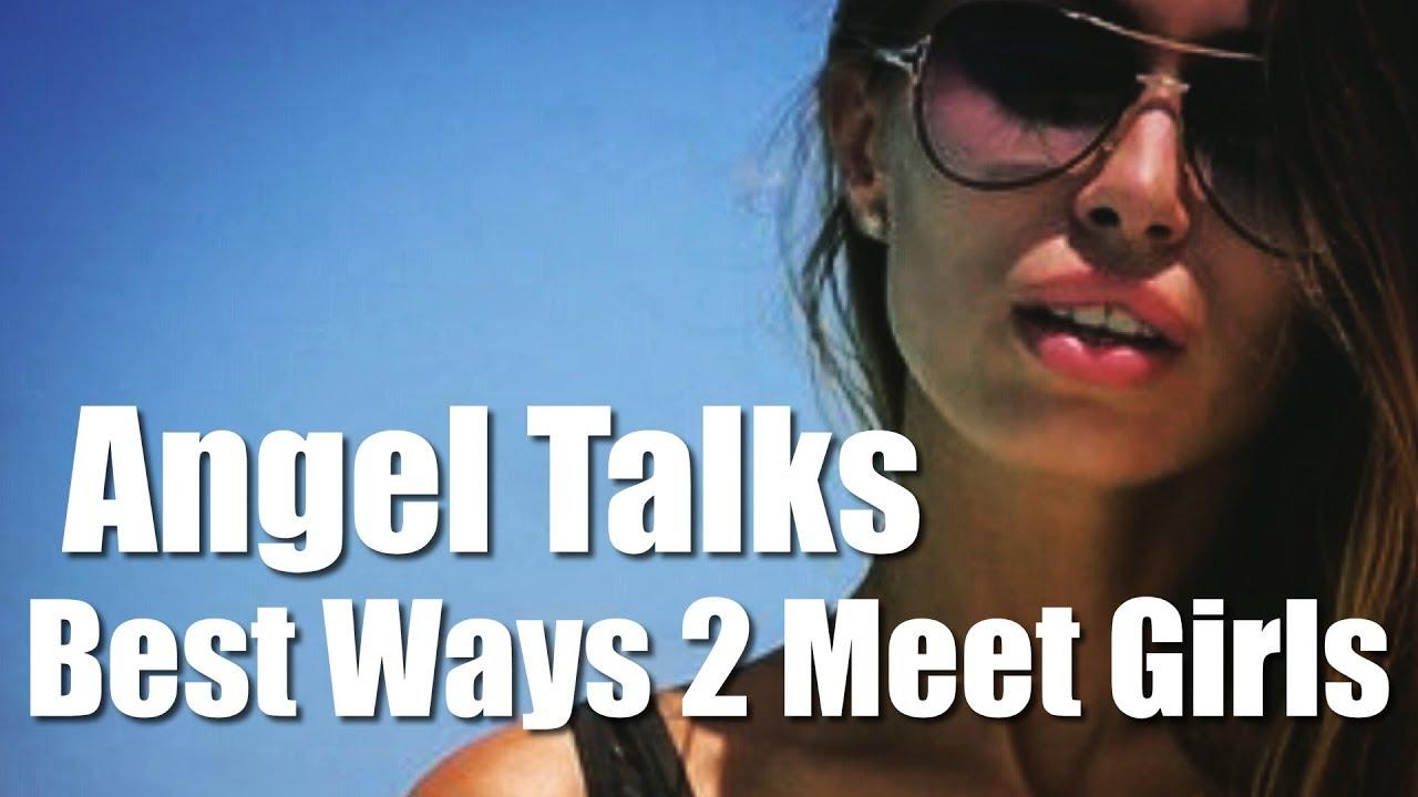 ways to meet girls