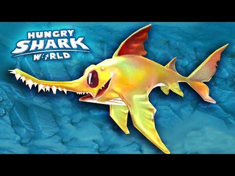 NEW PET LOGAN!! - Hungry Shark World | Ep 23