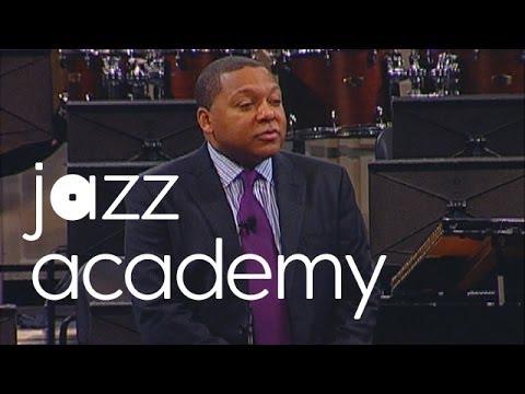 """Part 1: Wynton Marsalis' """"Teaching Music in the 21st Century"""""""