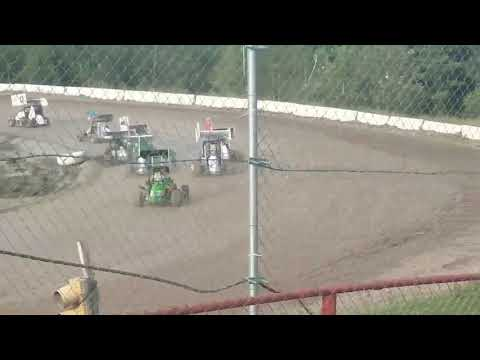 Granite State Mini Sprints Heat race September Bear Ridge Speedway