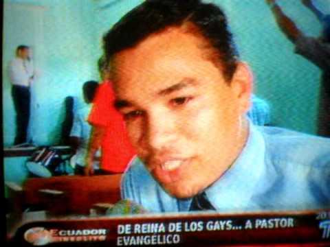 Homosexual convertido a cristo