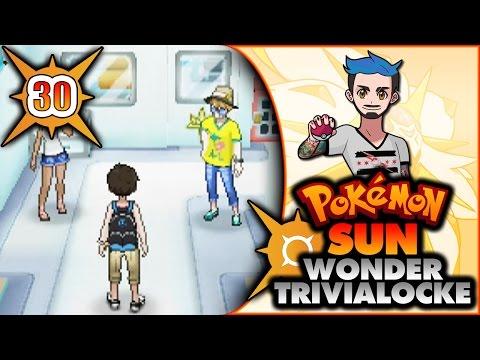 30 | LEGENDARY TRADING | Pokémon Sun Wonder Trivialocke