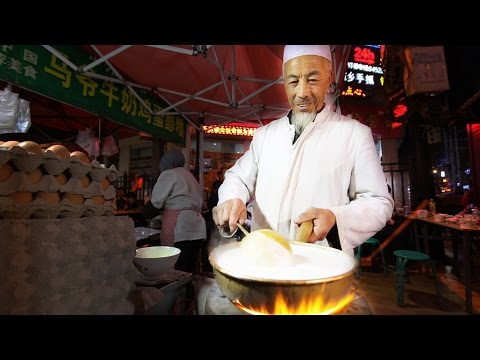 Thumbnail: Muslim Chinese Street Food Tour in Islamic China | BEST Halal Food and Islam Food in China