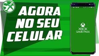 XBOX GAME PASS na PALMA da sua MÃO | SAIBA COMO FUNCIONA