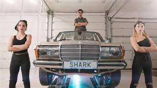 Shark Taxi - приложение для заказа такси! Клип Шарк Такси. Тизер 1