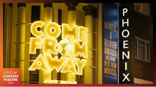 Come From Away returns to the West End | 2021 Trailer