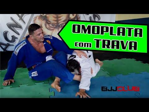 """🆕 Omoplata com trava com Samuel Dias """"Mumu""""  🏼👉 Jiu Jitsu - BJJCLUB"""