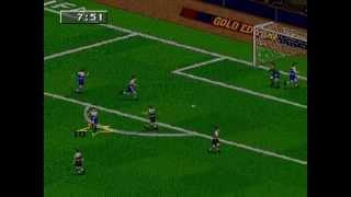 FIFA Soccer 97 Gold Edition ... (Sega Genesis)