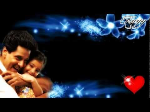 Deiva Thirumagal - Ariro Aariro - Lyrics On Screen