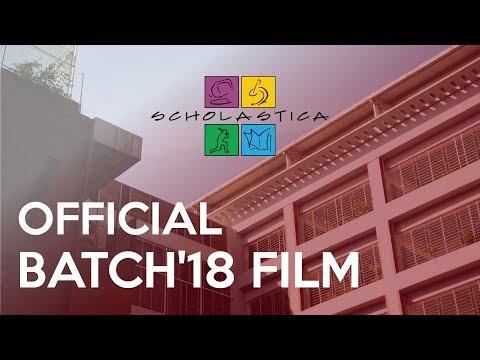 """Unity"" - Official Scholastica SRM Batch'18 Film"