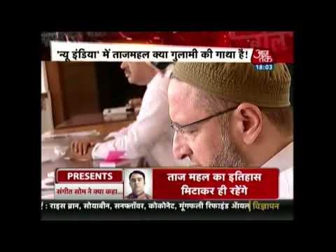 Halla Bol: Taj Mahal? Hindu Or Muslim