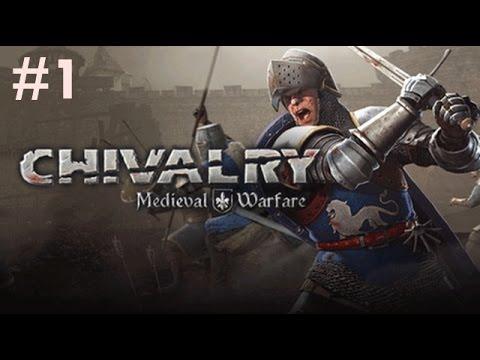 Chivalry Medieval Warfare | Bölüm 1 | Okçu Olmanın Zararları