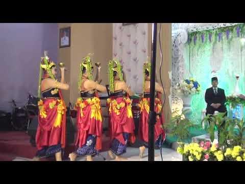 Tari Muang Sangkal - Madura