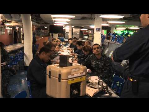 U.S. Navy - The Making Of A Chief