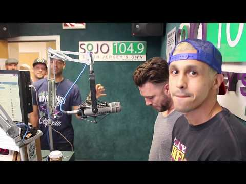 O-Town Confesses Their Favorite 90's Songs During Radio Visit