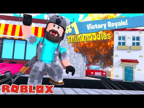 THEY BLEW THEMSELVES UP!! | ROBLOX: FORTNITE Island Royale