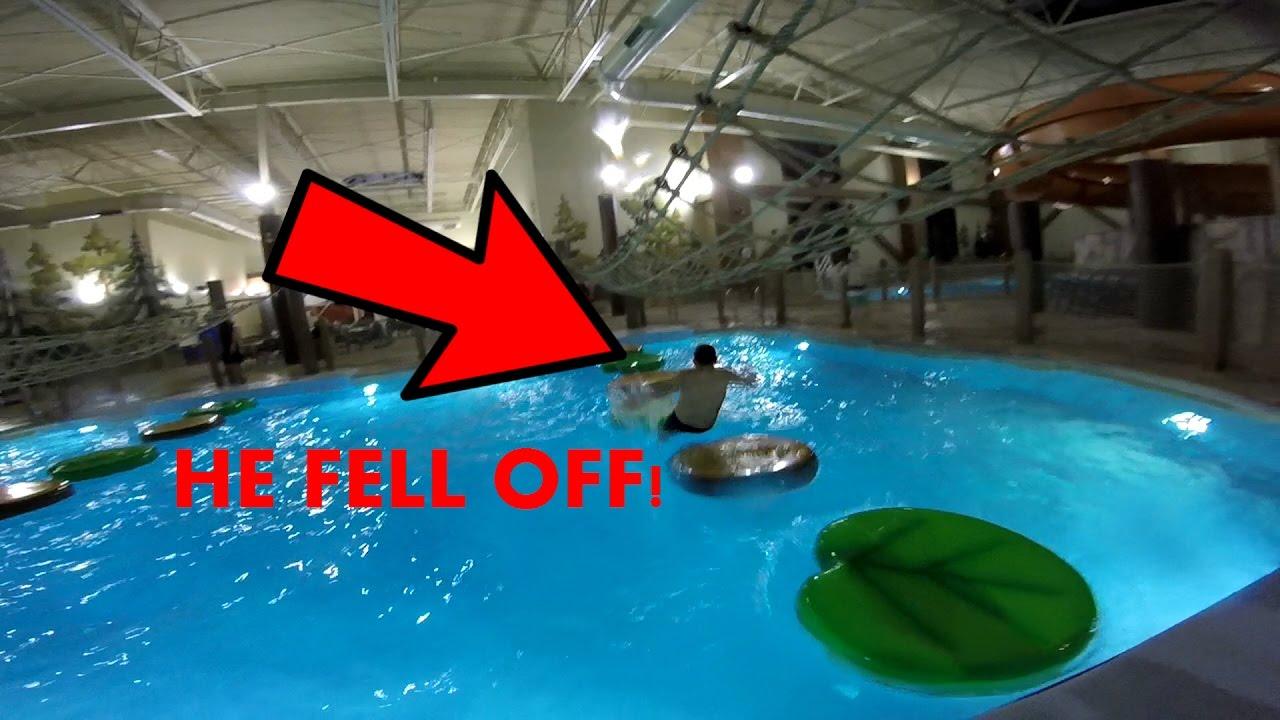 Water Park Fail Great Wolf Lodge Mason Ohio Youtube