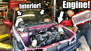 homepage tile video photo for The Subaru GC8 Is BACK TOGETHER! Turbo Engine Install And JDM Interior! (HUGE PROGRESS!)