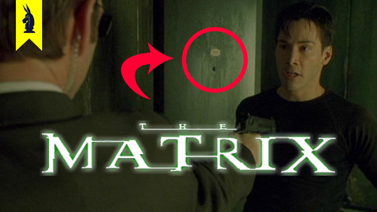 The Hidden Meaning In The Matrix Earthling Cinema Youtube