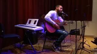 Adam Lambert - Whataya Want from Me (Acoustic Live by The DARK Ô)