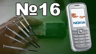 Разборка Nokia 6233 | FP Tech