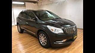 2014 Buick Enclave AWD MEDIA SCREEN REAR CAMERA LEATHER #Carvision