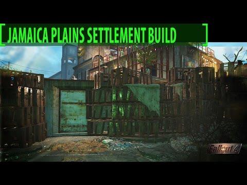 Fallout 4 Jamaica Plains Settlement Tour