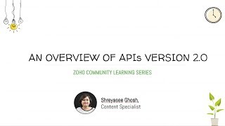 Migrating from Zoho CRM API V1 to V2