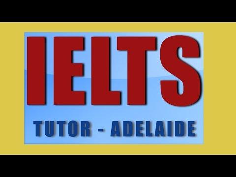IELTS Writing Task 1 Adelaide South Australia