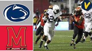 #12 Penn State vs Maryland | Week 5 | College Football Highlights | 2019