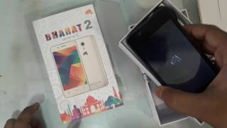Micromax Bharat 2 4G volte smartphone unboxing and review
