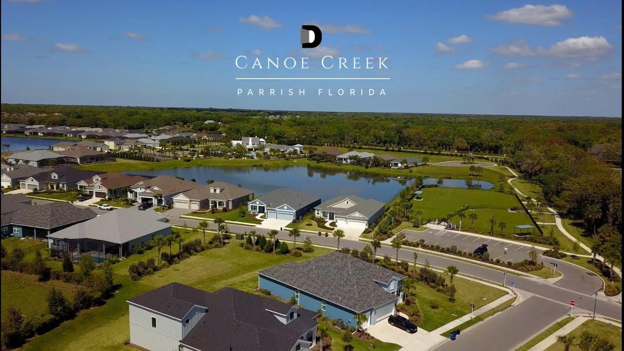 Canoe Creek New Homes | Parrish FL | David Barr Realtor