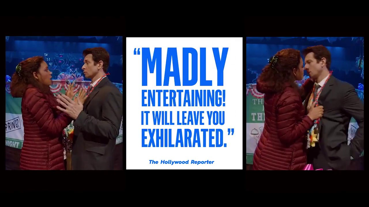 Groundhog Day Movie Quotes Our Latest Groundhog Day The Musical Tv Spot With Quotes  Youtube