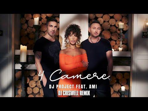 VIDEOCLIP NOU | Dj Project feat. Ami - 4 camere